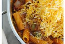 One-Dish Meals Recipes / One-pot meals. One pot meals. One dish meals. Meals using just one dish or pot.