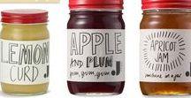 pretty packaging / Beverage branding, beverage packaging, label design