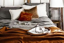 interiors that are bedrooms! / by Heather Zweig