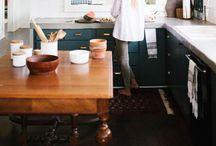 interiors that are kitchens! / by Heather Zweig