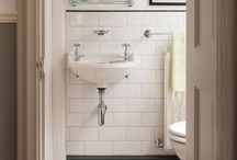 interiors that are bathrooms! / by Heather Zweig