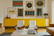 interiors that are living spaces! / by Heather Zweig