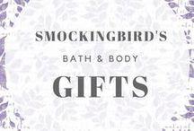 Smockingbirds~Bath & Body