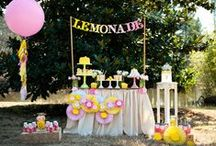 Party {Lemonade Stand}