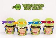 Party {Teenage Mutant Ninja Turtles}