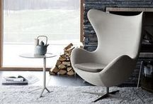 Modern Chairs / The best modern chairs for your home decor.