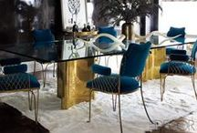 Dining Chairs   Upholstered Design / Fall in love with the best dining chairs design.