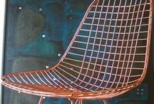 Metal Chairs / Great metal chairs ideas for your home decor.