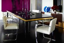Dining Chairs Design   Leather Dining Chairs / Amazing leather chairs for your dining room decor.