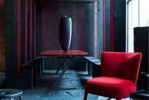 Red Chair | Chair Design / Find some great red chair ideas for your home decor.