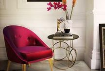 Side Chairs | Chair Design / Find some great chair ideas for your home decor.