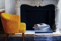 Velvet Chair | Chair Design / Find some great velvet chair ideas for your home decor.