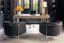 Home Office Chairs / Amazign chair ideas for your office decor.
