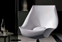 White Armchair | Chair Design / Amazing armchair ideas for your home decor.