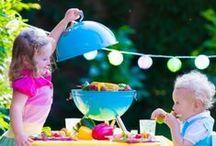 Savvy Summer Ideas / Summer recipes. Summer vacation ideas. Summer crafts. Ideas to keep the kids busy this summer.
