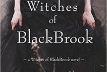 The Witches of BlackBrook ~ Inspiration Board