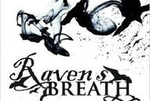 Raven's Breath (The Women of Purgatory #1) ~ Inspiration Board
