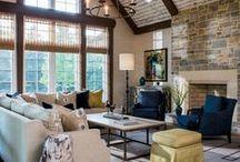 Living Room Ideas by Kelly Wearstler / Luxury Living Room ideas by Kelly Wearstler.