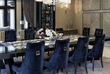 Dining Room Ideas by Adriana Hoyos / Amazing ideas for your dining room decor by Adriana Hoyos.
