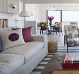 Living Room by Peter Dunham / The best living room ideas by Peter Dunham.