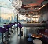 Bar ideas by Tom Dixon / Great bar ideas by the Top Designer Tom Dixon. Take a look!