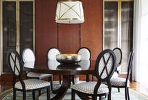 Dining Room and Kitchen by Greg Natale / Dining room and Kitchen ideas by Greg Natale to inspire design lovers.