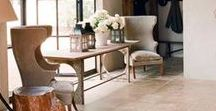 Living Room Ideas by Suzanne Kasler / Living Room ideas by Suzanne Kasler to inspire design lovers.