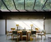 Dining Room Ideas by Marmol Radziner / A stunning dining room design by Marmol Radziner. Fore more inspiration, visit our blog!