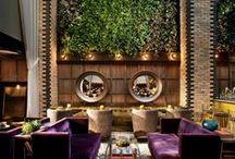 Hotel Projects by India Mahdavi / A stunning hotel design by India Mahdavi.