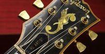 Guitar Headstock Art