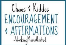 C&K Things That Matter / Positive thoughts, affirmations, encouragements, truths. The place to go for some insight, a pep talk, to rejuvenate hope and strength. #WorkingMomsUnited