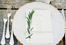 Tuscan Countryside Wedding inspiration / A collection of budget items to create a beautiful wedding in Tuscany and leave money for the honeymoon