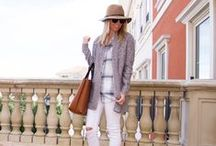 FASHION / Fashion, clothing, and style inspiration for women // tips on how to dress // world's best shopping ideas // trendy looks // stylish it girl must haves