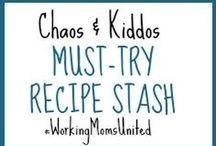 C&K Recipes / My stash of must-try recipes...for that moment a million years from now when I have the time to shop for the ingredients, cook them and actually have everyone in the family want to eat them at once.  / by Chaos & Kiddos