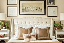 HOME DECOR / Tips and tricks for decorating your home // design inspiration // lovely spaces // house and home decor