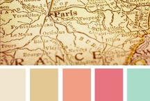 Color Schemes I Like / by Carly Crosby
