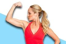 -Get FITness- UPPER Body / by Trista