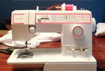 !LeArNinG to SeW! / by Trista