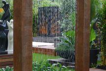 Pool/yard space visuals / by Beth Briggs