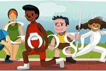 Google Doodles / All the Google Doodles :)