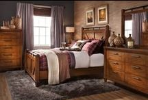 Beautiful Bedroom Inspiration / Ah... Find bliss in your perfect bedroom. www.bedroomexpressions.com / by Furniture Row