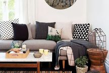 {clean bright cozy home} / Traditional and modern, Glamorous and easy. / by Megan Alisa Miller