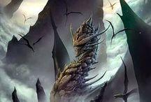 Dragon & Fantasy / by Gypsy Queen