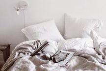 INTERIORS   Cozy / #cozy# nook #bedroom #sofa #cushy #interiors #decor