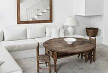 INTERIORS   Modern country / #country #rustic #cottage #interiors #homes