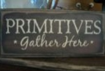 I Love Primitive Things