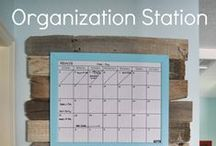 Operation Organization / Organization tips, tricks and products for a clutter-free philosophy! / by Furniture Row