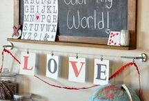VALENTINE INSPIRATION / Valentine gifts, DIY, and inspiration from us to you.  / by Furniture Row