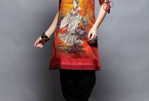 Designer and casual kurtis