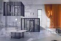 INTERIORS* restaurant -cafe -bar -club design / Contemporary restaurant -cafe -bar interior design